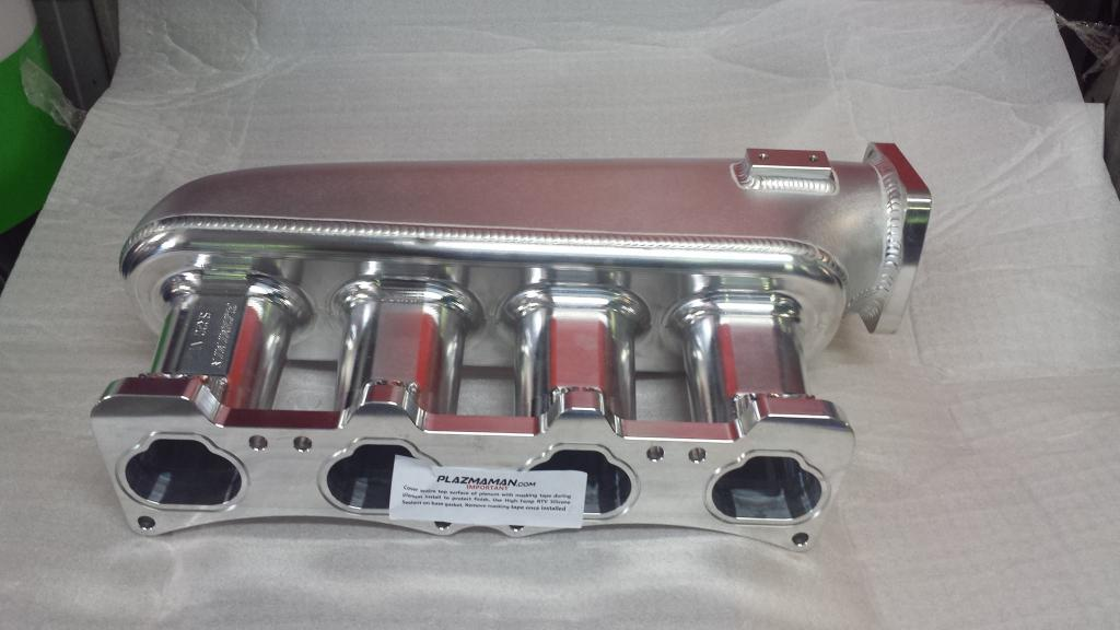 SR20VE Intake Manifold Options